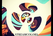 SC Virtual Gallery  / I use Instagram to share all the concepts and projects i'm doing. In a way is a visual blog. See over 1300 images shared with over 11000 followers around the world. Vote on Istagram! Follow the streamcolors / by Streamcolors