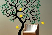 Stunning decals for home / by Uoan Byaz