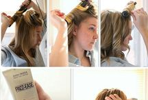 Hair Tips / Hair styles, colors, and styling tips  / by Savannah Page