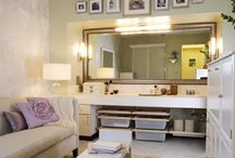 Star Style with MirrorMate / Celebrities framing mirrors with MirrorMate frames! / by MirrorMate Frames