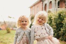 Fashionable little princesses / by Crina Dejan