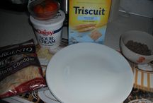 Triscuit Recipies / These are recipies / by Donna Yost