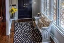 entrances and hallways / by No. 29 Design