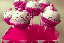 cake pops / by Pam Wilson