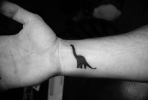 tattoos / by Crystal Williams