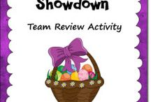 activity review / by Lori Wilson