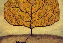 Trees / by Chriseda Howard
