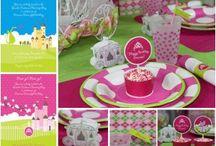 Birthday Party Ideas / by Victoria Clark