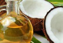coconut oil / by Susan Vander Weide