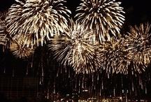 Displays of Fireworks / by Donna D Sadler