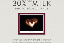 Month of Love / by MILK Books