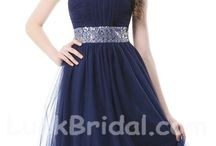 Party Dresses / by Luck Bridal