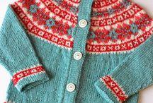 Knit the inspiration / by Heather Sebastian