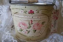 SHABBY CHIC & COTTAGE / by Priscilla LeJeune