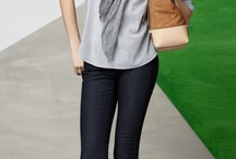 Style: Street/Blogger Style / Looks I'd love to try = pieces I'm adding to my shopping list!  / by Kirsten Byron