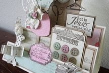 CARD MAKING / by Trossets Scrapbooking