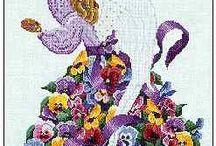 Cross Stitch Addict / by Magnolia Fields