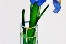 Floral Watercolor / by Hemal Kaul