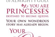 Amazing quotes for girls  / by Kandice Ryan