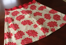 Completed Sewing Projects / by Lauren Franklin