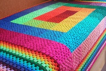 CREATIVE: Crochet- Blankets / Crocheted afghans, blankets, and baby blankets. / by Blue Velvet Moon Weddings & Events