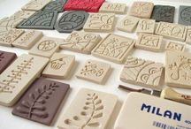 stamping - stamps - print / by Krisk