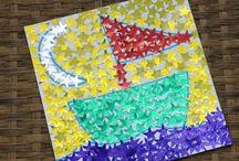 Teaching - Art projects / by Hannah Runquist