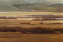 Art - Mountain/Plains Scapes / by Dianne Zimmerman