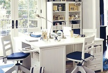 Craft space / by Melissa Veen