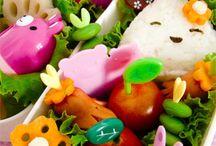 Snacks ~ Bento Boxes ~ / by Sue Berberick