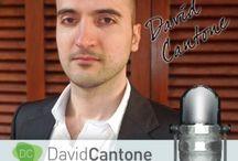 Entrevistas / by David Cantone