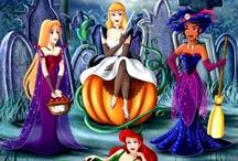 Disney Halloween ºoº  ºoº / ...♡♥ ...  / by Kimberly Hamner