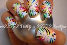 Amazing nails / by Victoria Burton