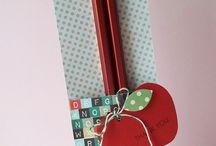 Thank You & Teacher/ Gifts / by Lona Dalum Bavier