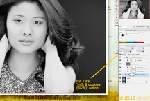 Photography - behind the scenes  / Photo equipment - editing tips / by Maria Cain
