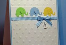 Baby cards / by Christine Tuff