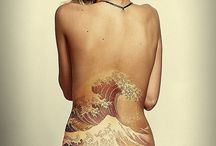 Tattoos / by DelandHolly Powell