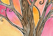 Tree ideas / by Jeanette Oren