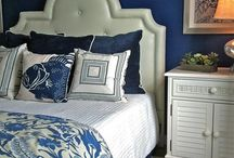 Bedrooms / by Dawn Hilton