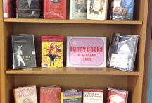 Book Displays / by Berkeley Heights Public Library