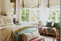 Master Bedrooms / by Sarah Warren