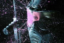 PAINTBALL!!! / Paintball Is my passion,  my addiction,  my sport of choice! IS IT SUNDAY YET?!?!?! / by Karen Borchardt-McKee