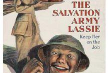 TSA History / by Salvation Army