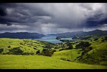 New Zealand / by Richard Mansel