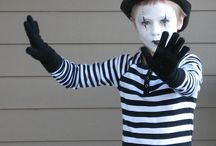 mimes / by Lindsey Jones