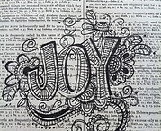 Doodling / by Penny Miner