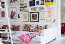gallery wall / by Tonya Ricucci