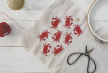 embroidery_ / by Julia