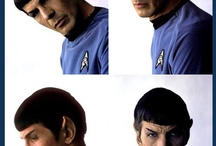Star Trek / by Gabriela