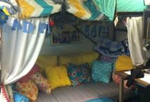 College rooms / by Debbie Hardesty